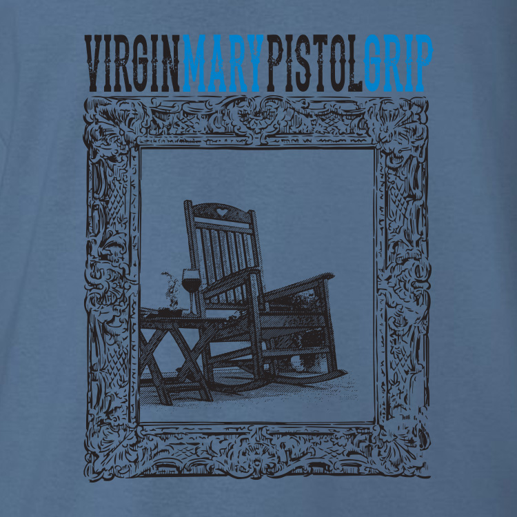 Rocking Chair Tshirt Redux
